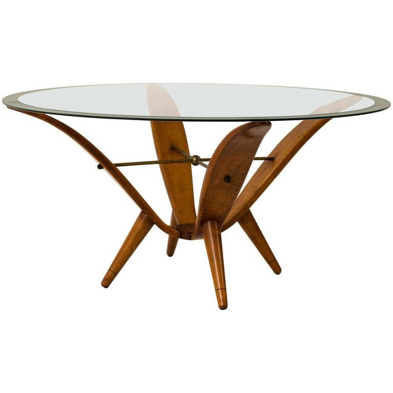 Mid-Century Modern Italian Coffee Table For Sale At Pamono