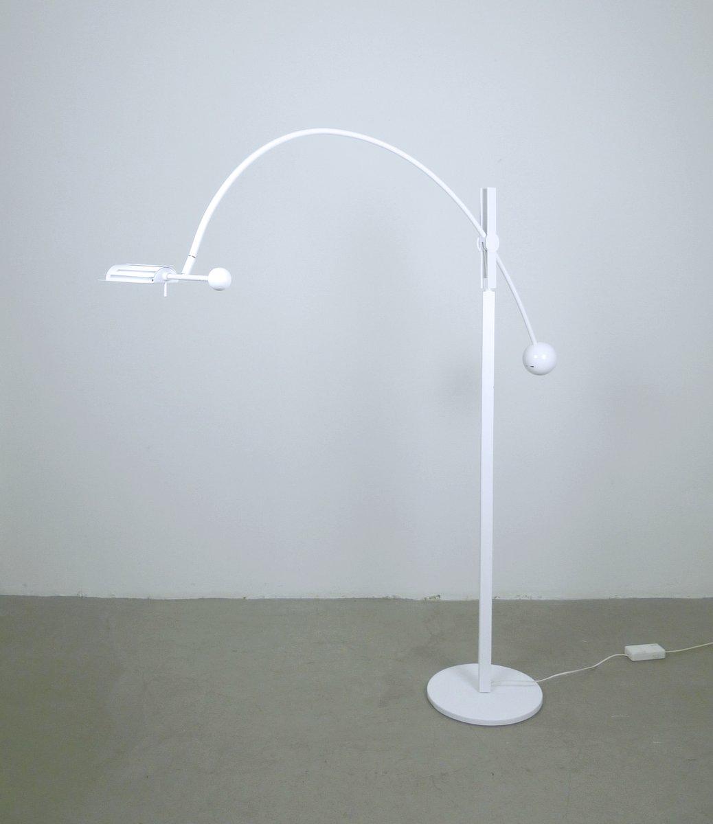 Verstellbare Stehlampe von Swisslamps, 1970er