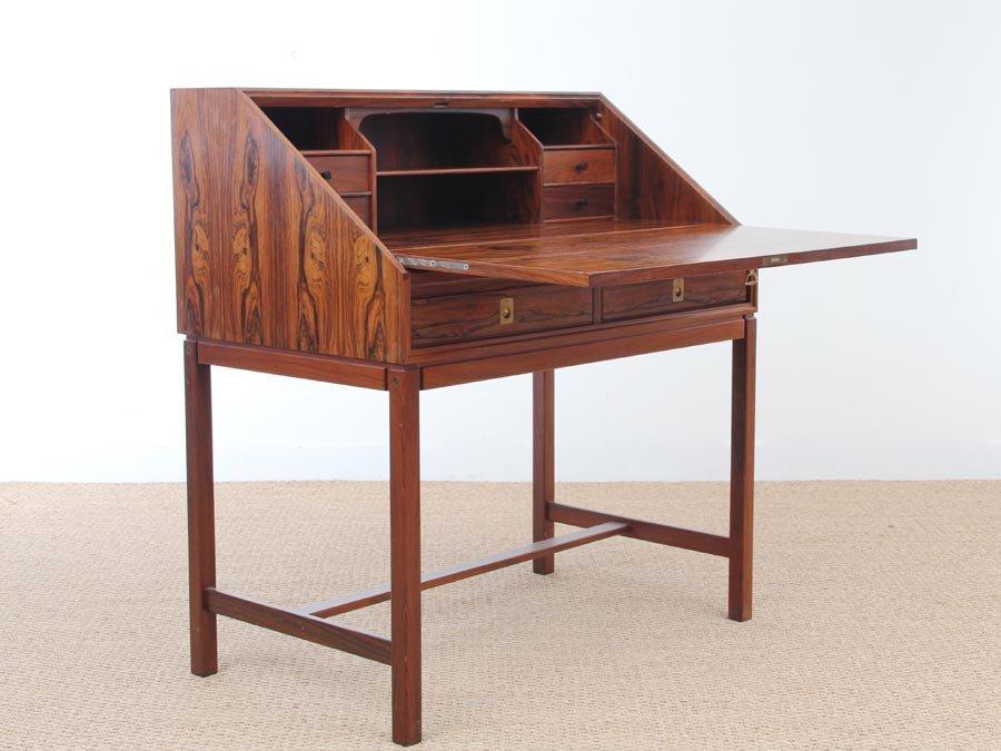 Mid Century Rio Rosewood Secretary Desk 1960s 12 6 202 00 Price Per Piece