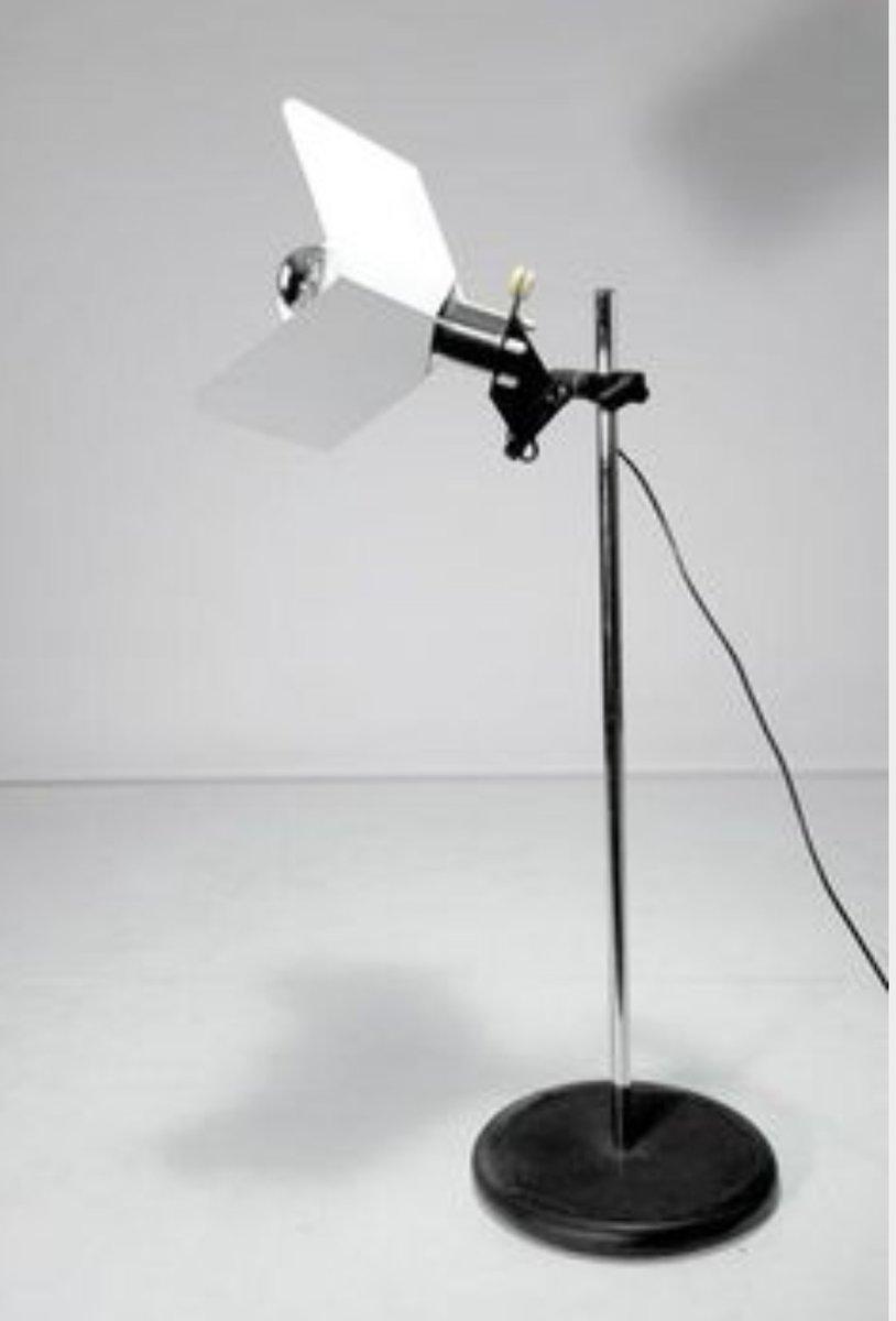 Triedo Stehlampe von Joe Colombo, 1970er