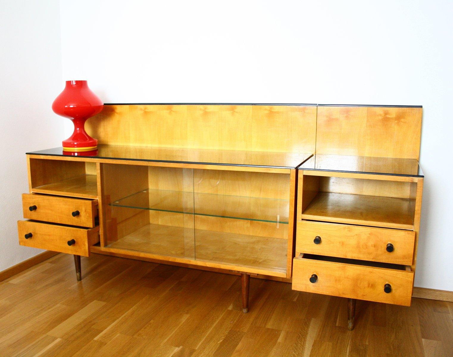 Vintage klivie schlafzimmerschrank und tisch von up zavody for Schlafzimmerschrank vintage