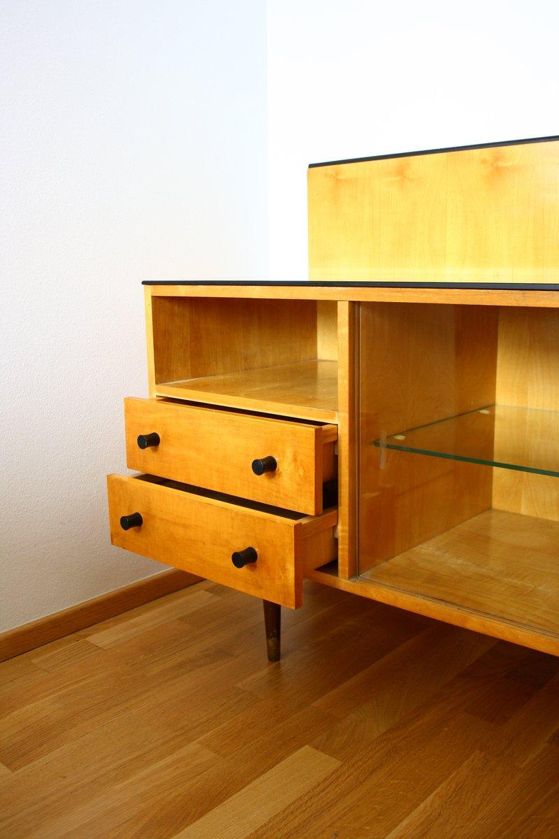 Meuble de rangement pour chambre et table vintage klivie for Schlafzimmerschrank vintage