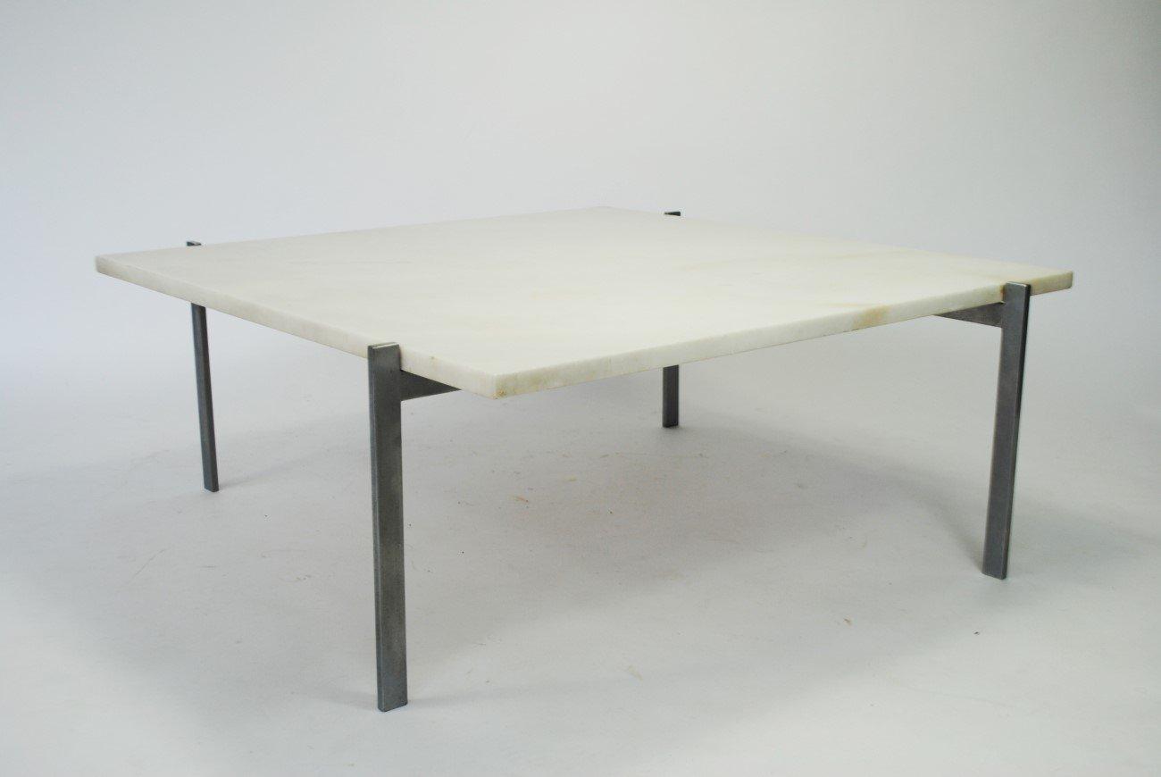 Vntage PK61 Tisch von Poul Kjaerholm für E. Kold Christensen