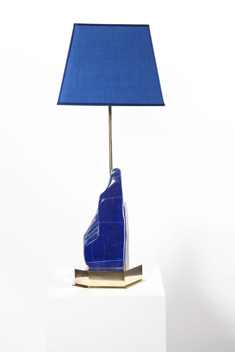 Lapis Lazuli Lampe von Studio Superego