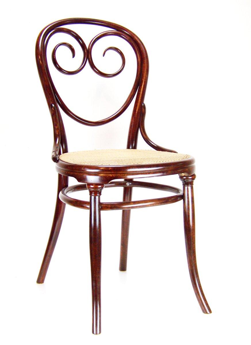 antiker wiener nr 2 stuhl von thonet 1870er bei pamono kaufen. Black Bedroom Furniture Sets. Home Design Ideas