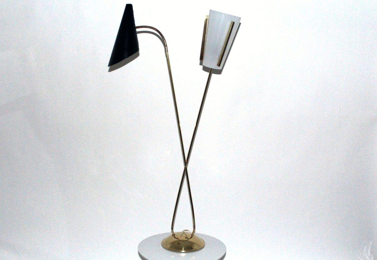 Stehlampe von Rupert Nikoll für Nikoll, 1950er