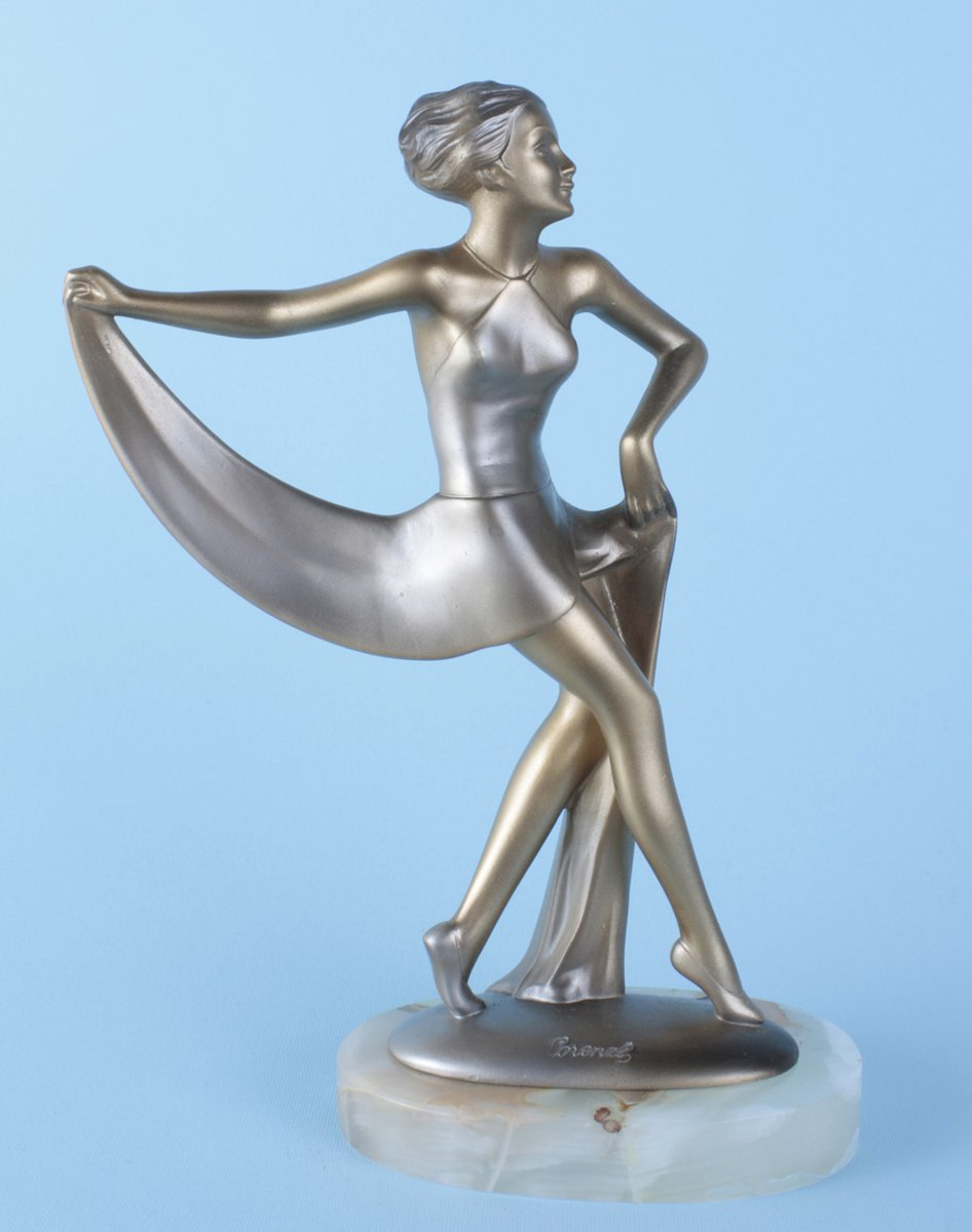 Art Deco and Art Nouveau - Statue.com