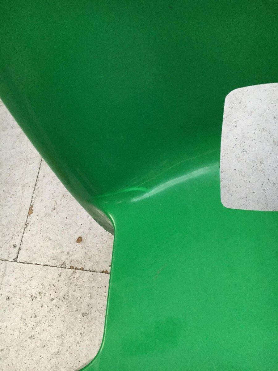 Grüner Stuhl Von Joe Colombo Für Kartell Bei Pamono Kaufen