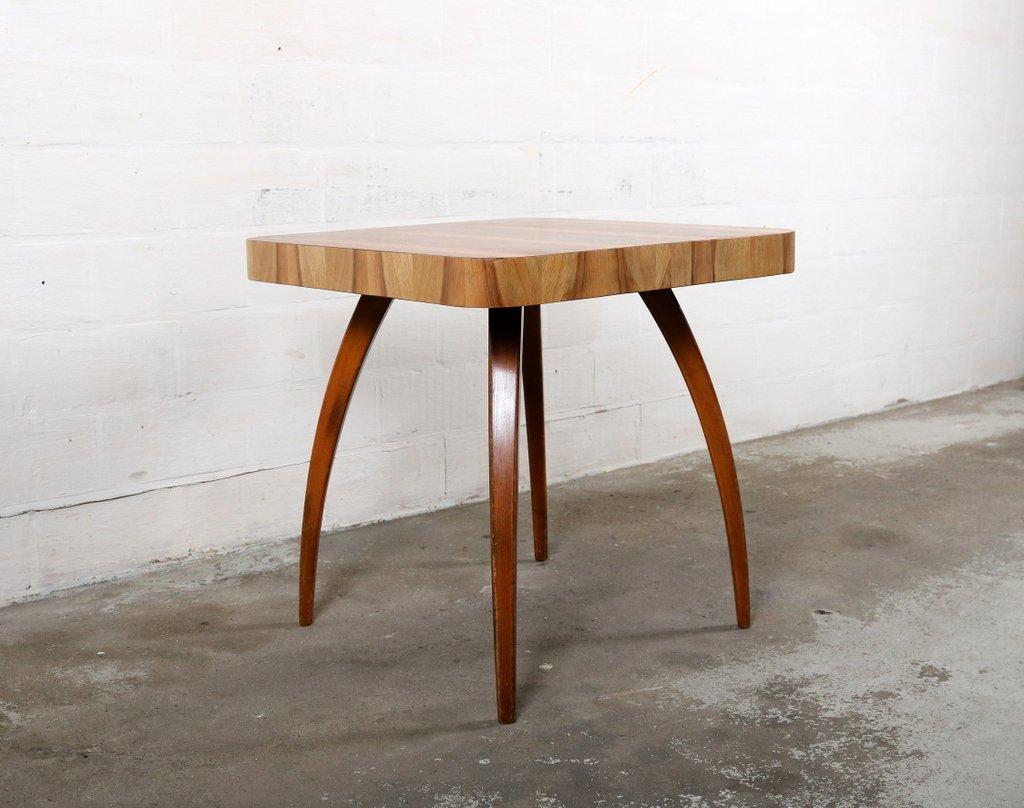 art deco modell h259 tisch von jindrich halabala 1930er bei pamono kaufen. Black Bedroom Furniture Sets. Home Design Ideas