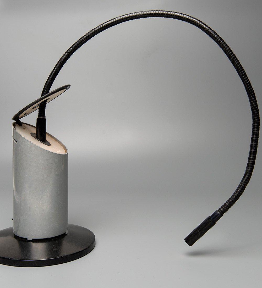 Vintage Zed Tischlampe von Tommaso Cimini für Lumina