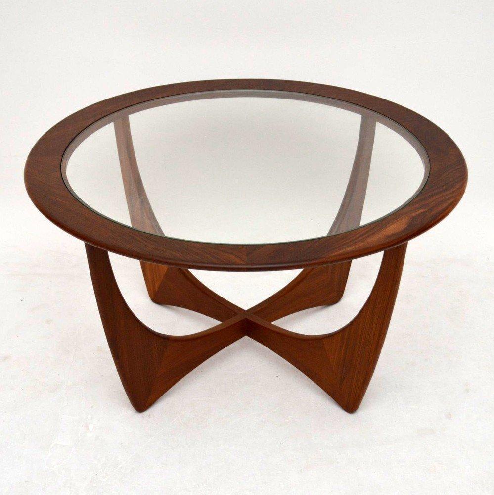 Mid-Century British Teak Astro Coffee Table By Victor