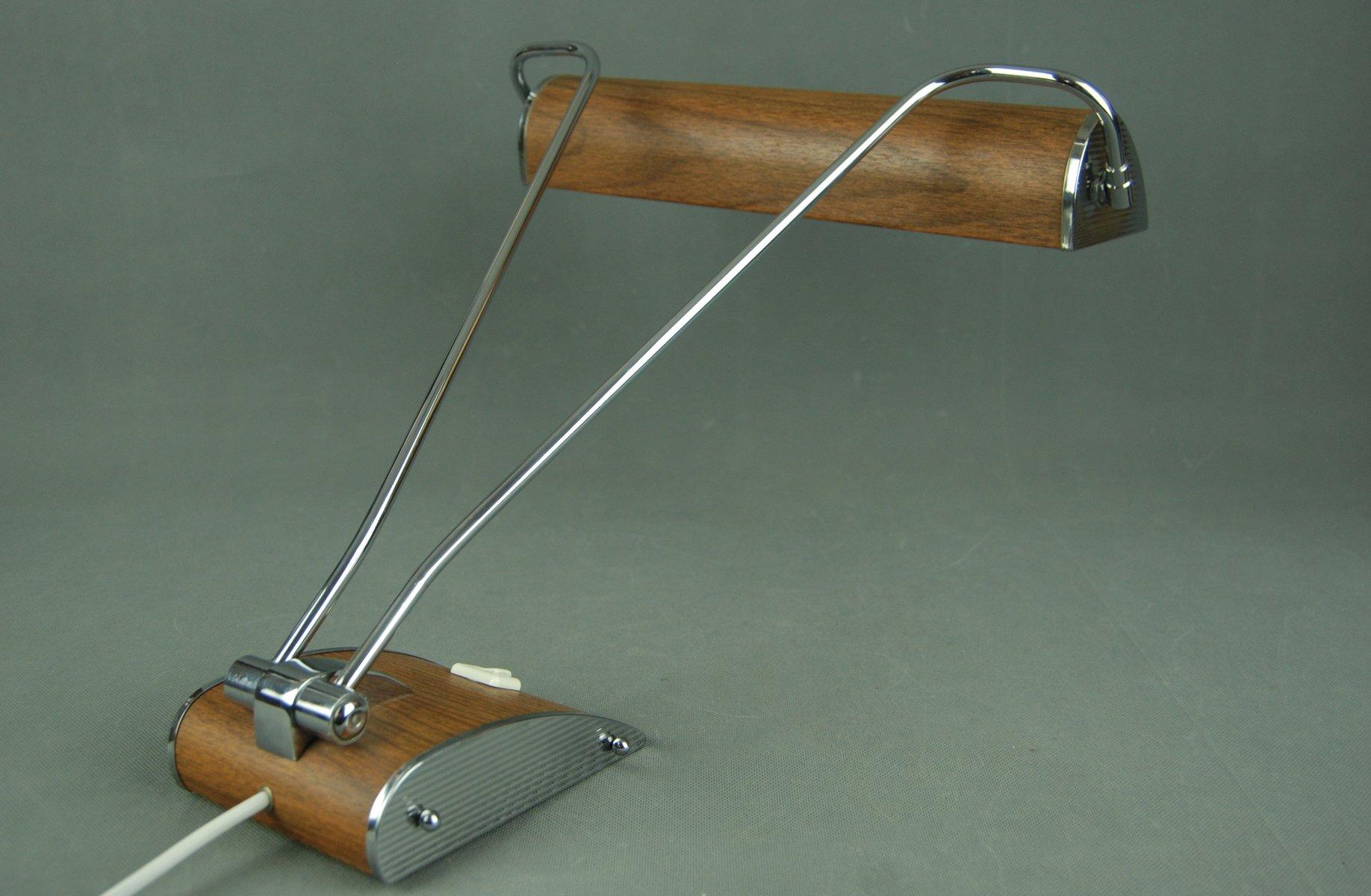 lampe de bureau mid century par eileen gray pour jumo france en vente sur pamono. Black Bedroom Furniture Sets. Home Design Ideas