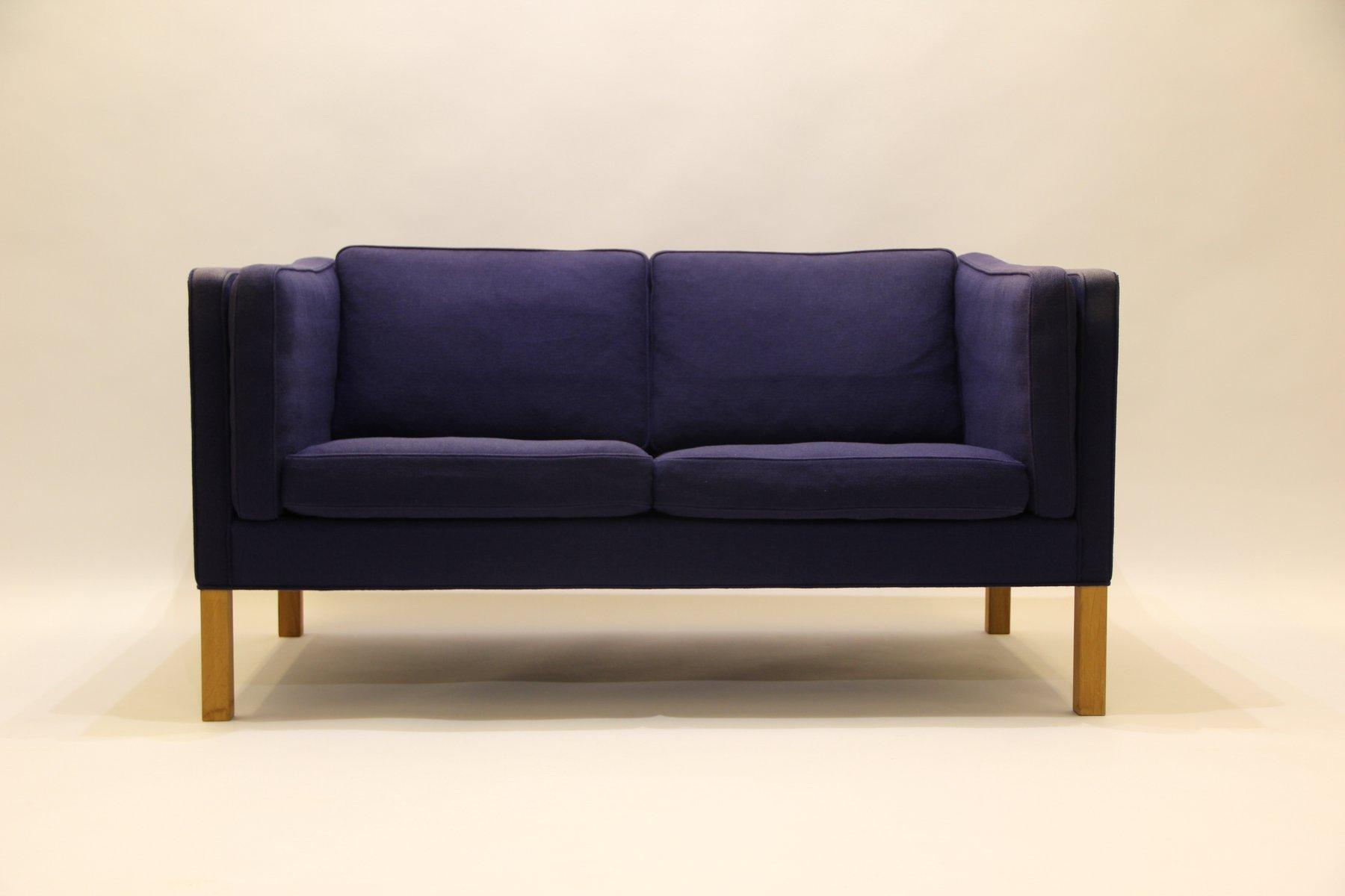 Vintage Model 2332 Sofa By Børge Mogensen For Fredericia