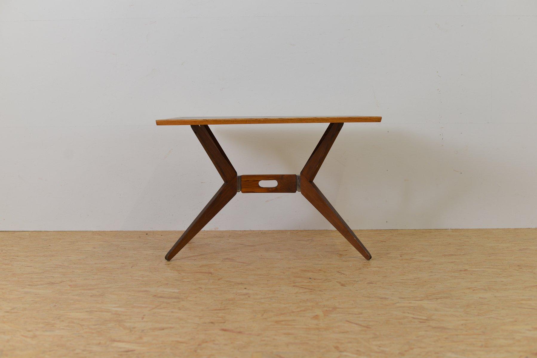 Vintage Modell 1000 Tisch von Hans Bellmann für Wohnbedarf