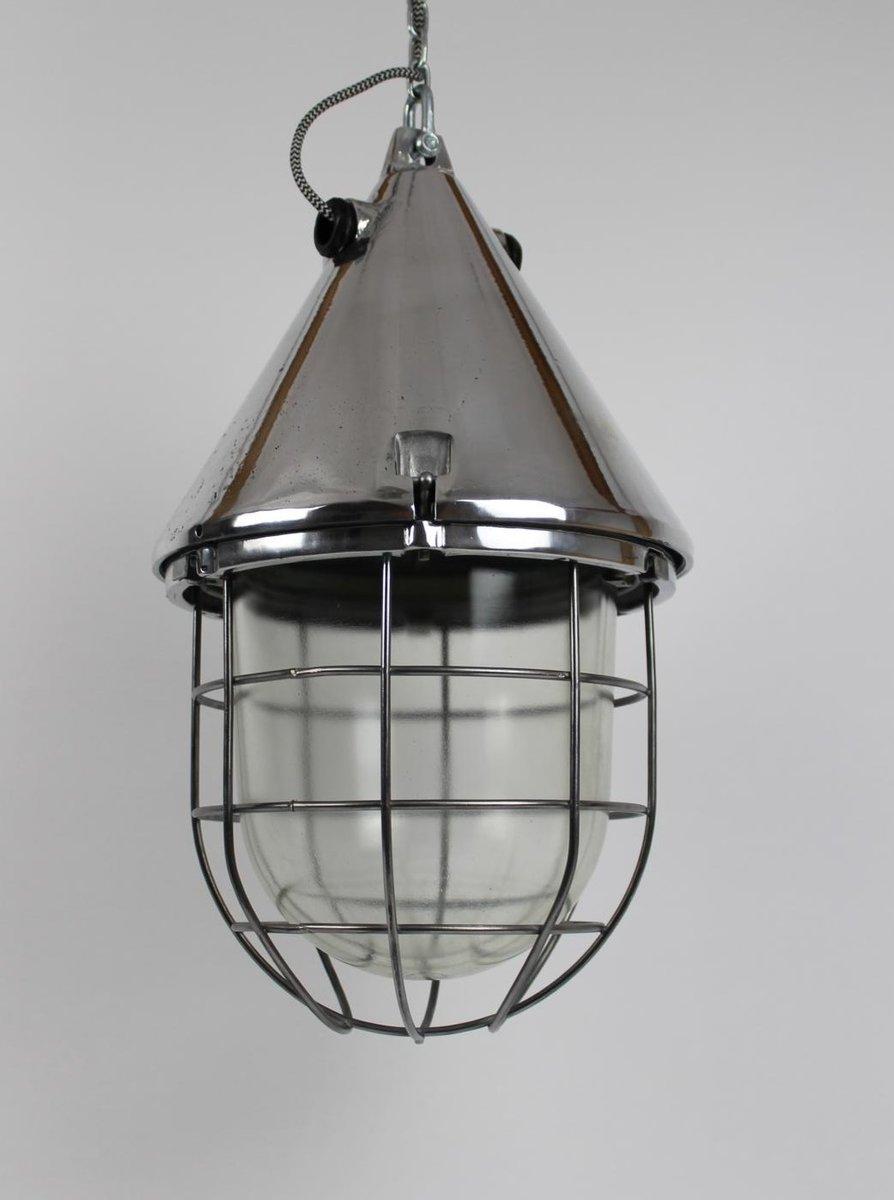 Industrielle Fabrik Loftlampe von EOW