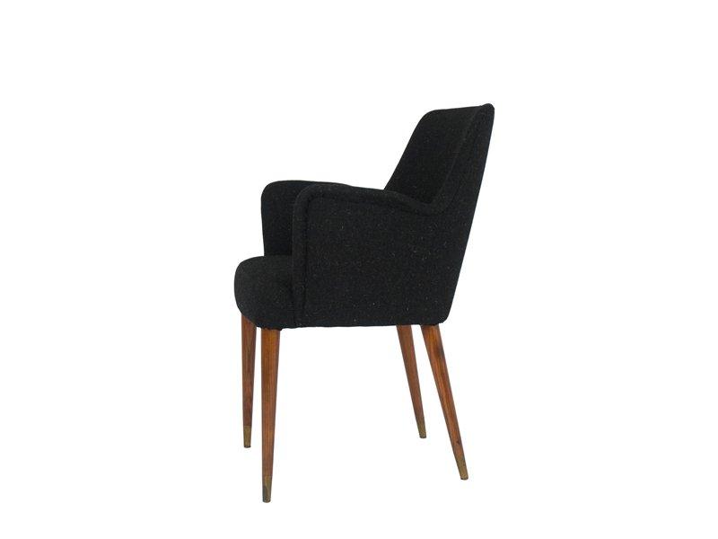 Vintage P35 Sessel von Osvaldo Borsani für Atelier Borsani Varedo, 195...