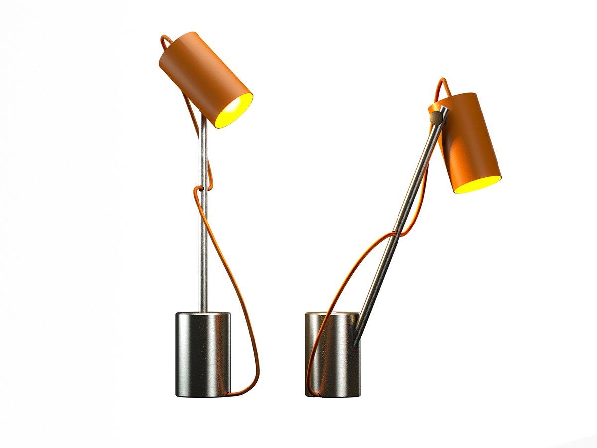 005.04 Tischlampe von Edizioni Design