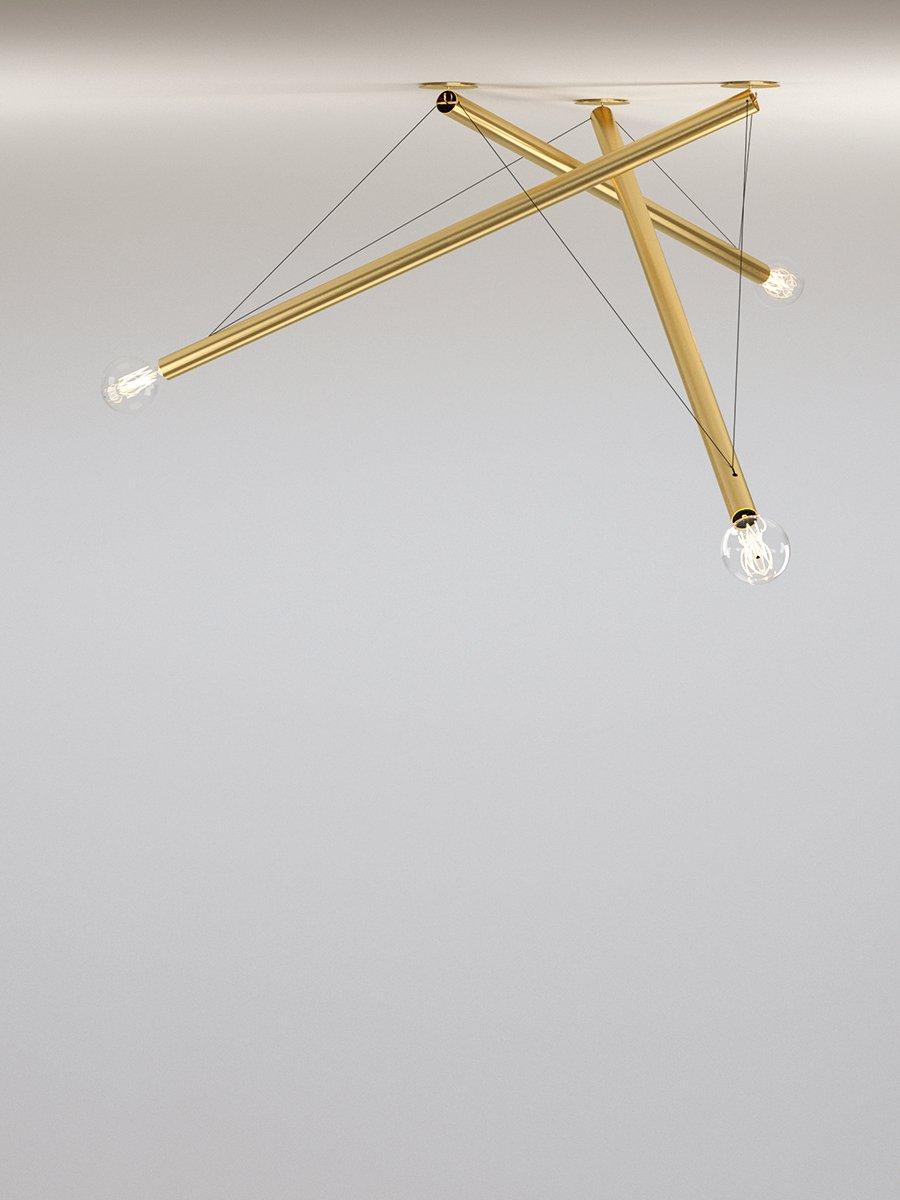 Ed 036.01 Deckenlampe von Edizioni Design