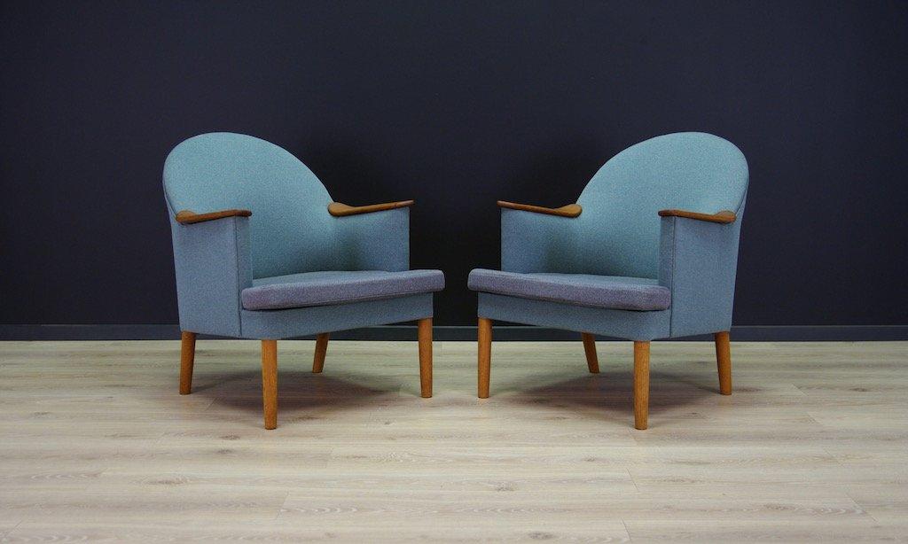 d nisches sofa sessel mit armlehnen aus holz 1970er bei pamono kaufen. Black Bedroom Furniture Sets. Home Design Ideas