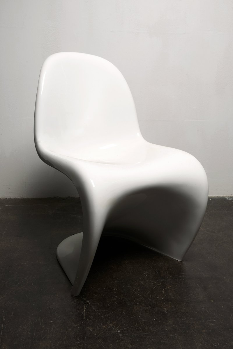 chair von verner panton f r herman miller 1971 bei pamono kaufen. Black Bedroom Furniture Sets. Home Design Ideas