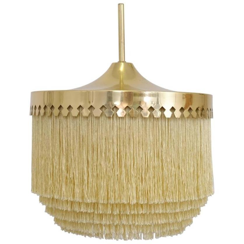 Vintage Ceiling Lamp by Hans-Agne Jakobsson for sale at Pamono
