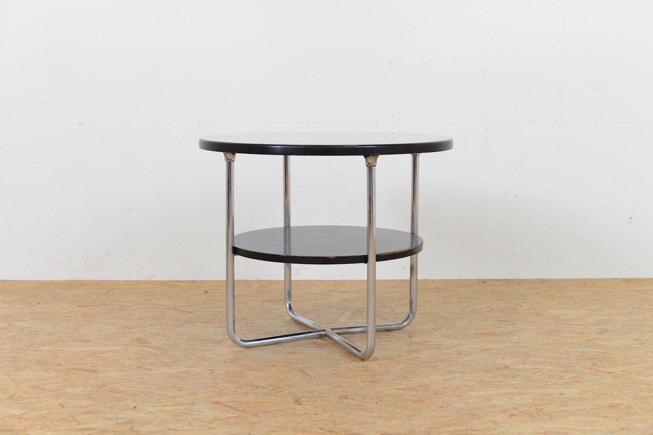 Bauhaus Couchtisch von Marcel Breuer