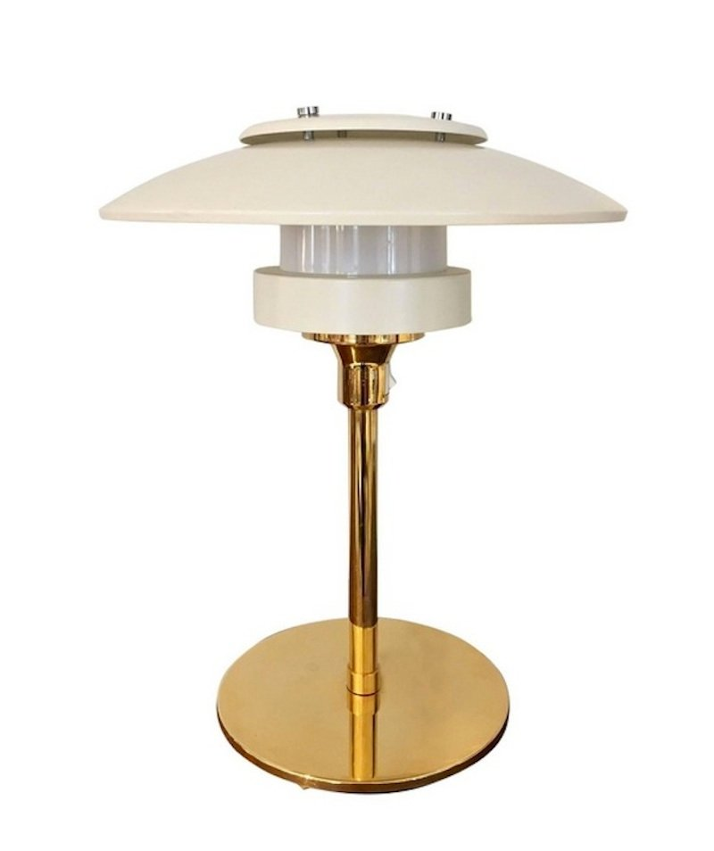 Superieur Model 2686 Vintage Table Lamp From Light Studio By Horn, 1960s