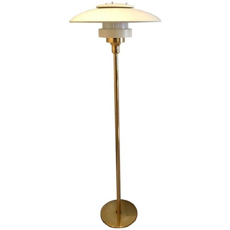 Vintage Modell 1585 Stehlampe von Horn für Light Studio