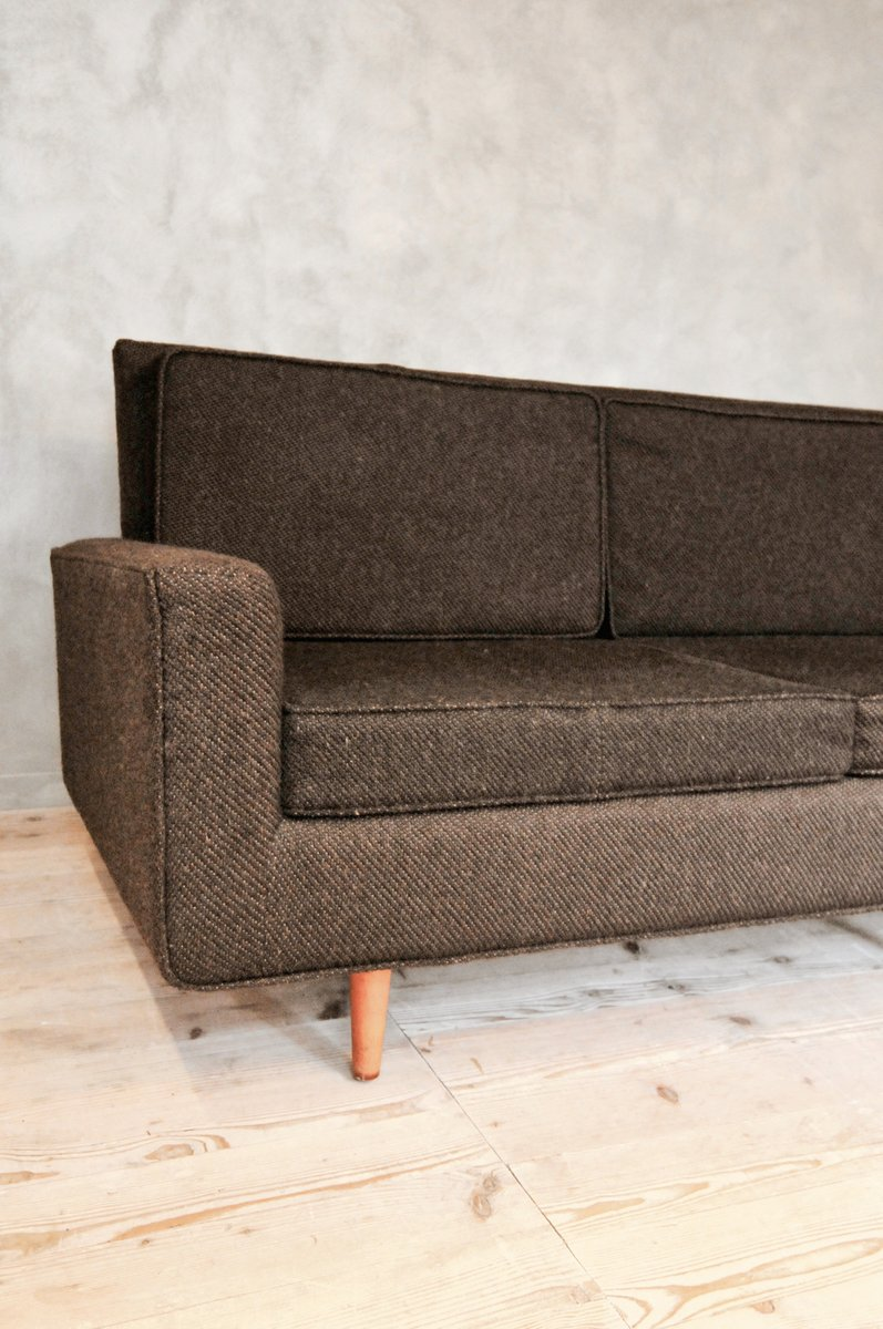 three seater sofa von florence knoll f r knoll international for sale at pamono