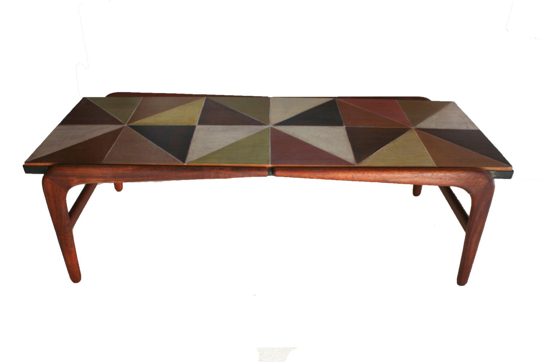 Bumerang Tisch, 1950er