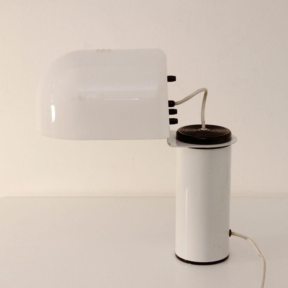 Modell 500 Tischlampe von Ezio Didone für Elle, 1970er