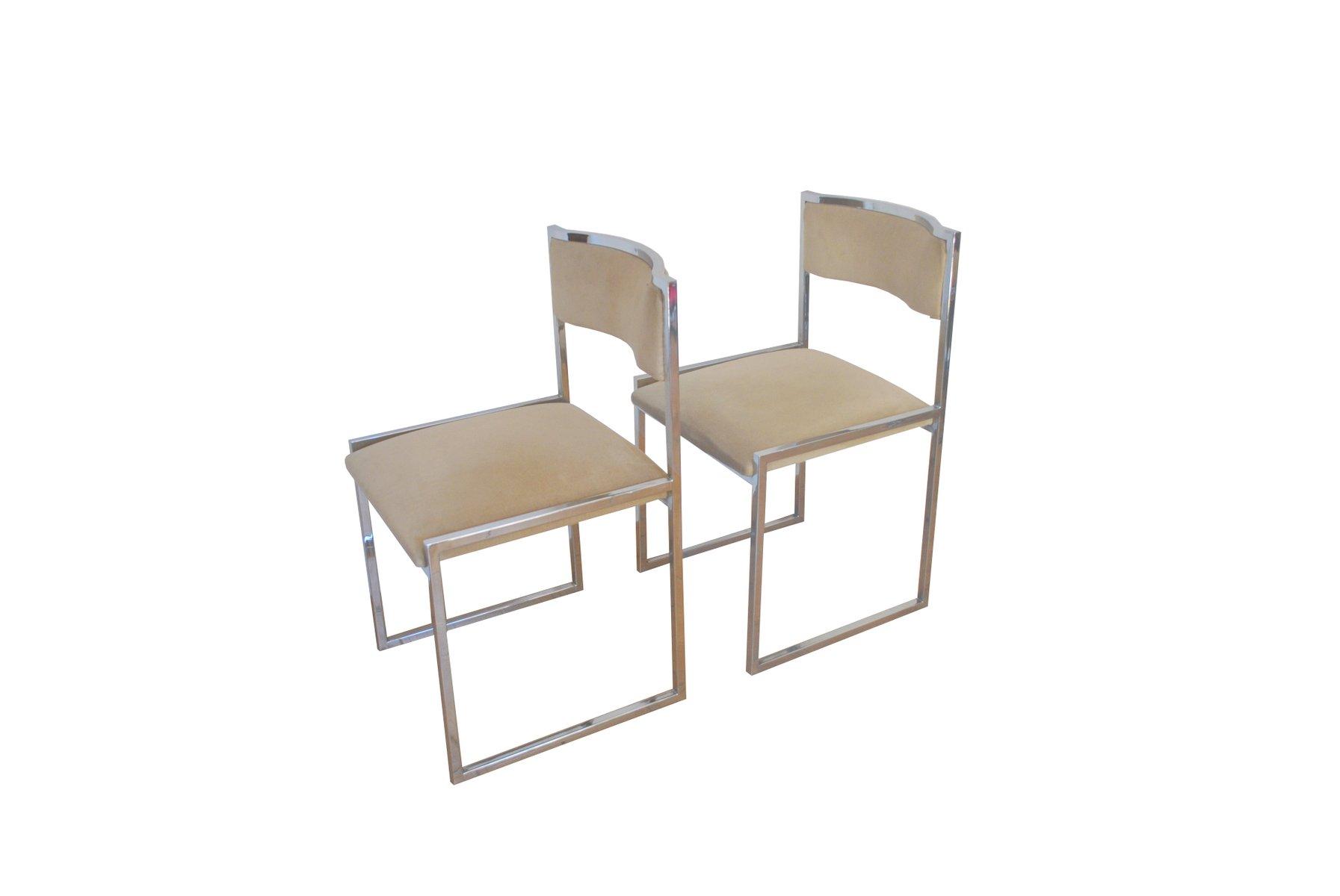 Sedie in acciaio e cromo italia anni 39 70 in vendita su for Sedie design anni 20