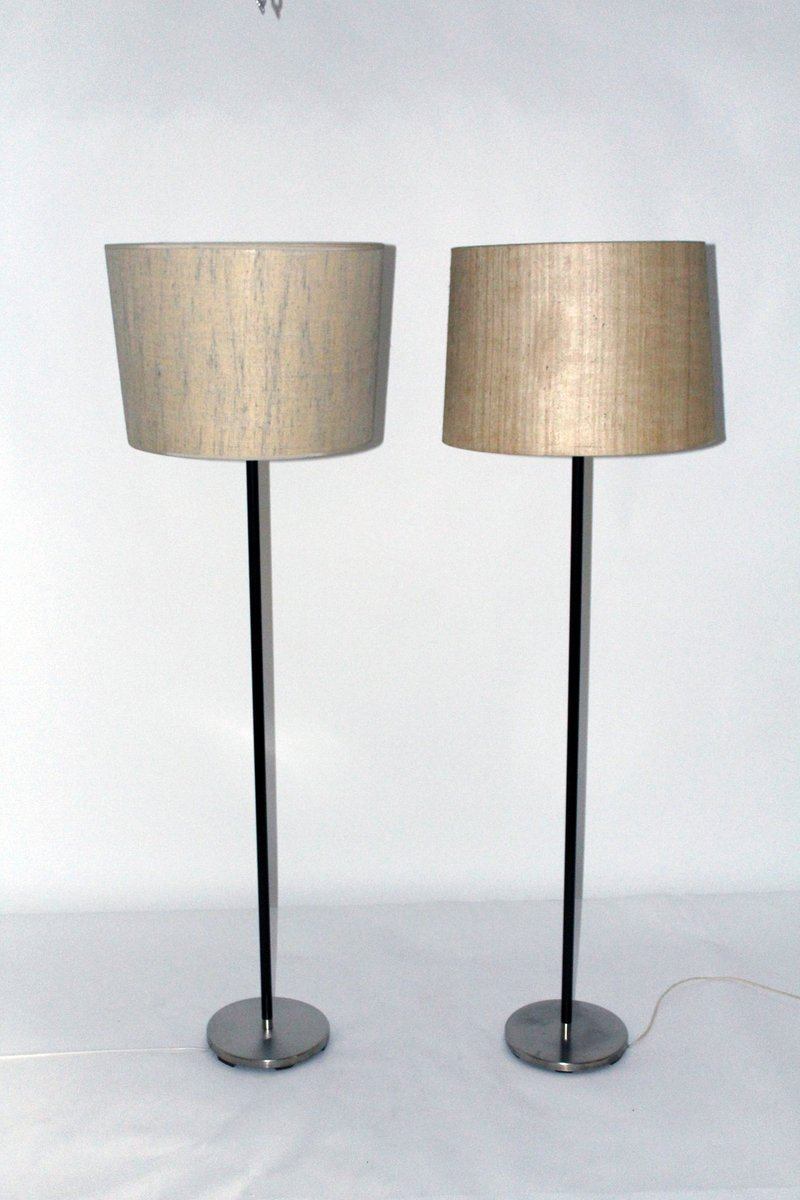 Bludenz Stehlampe von J.T. Kalmar für Kalmar, 1950er