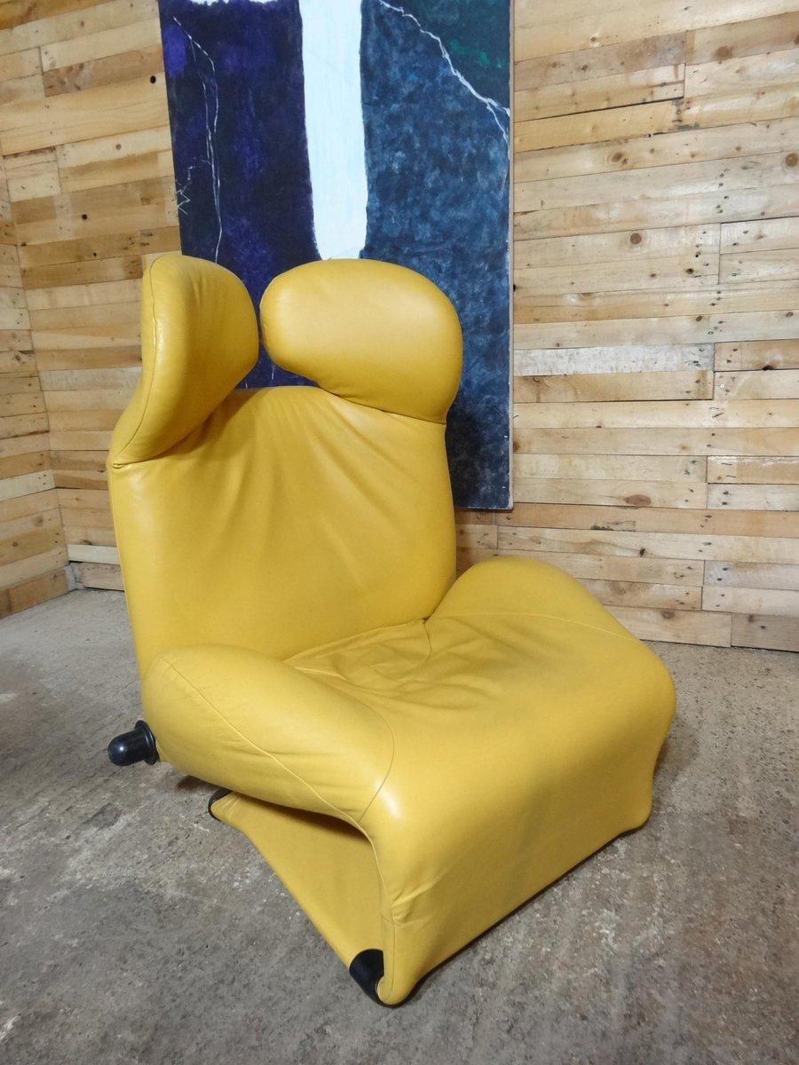 Wink Sessel von Toshiyuki Kita für Cassina 1980er bei Pamono kaufen