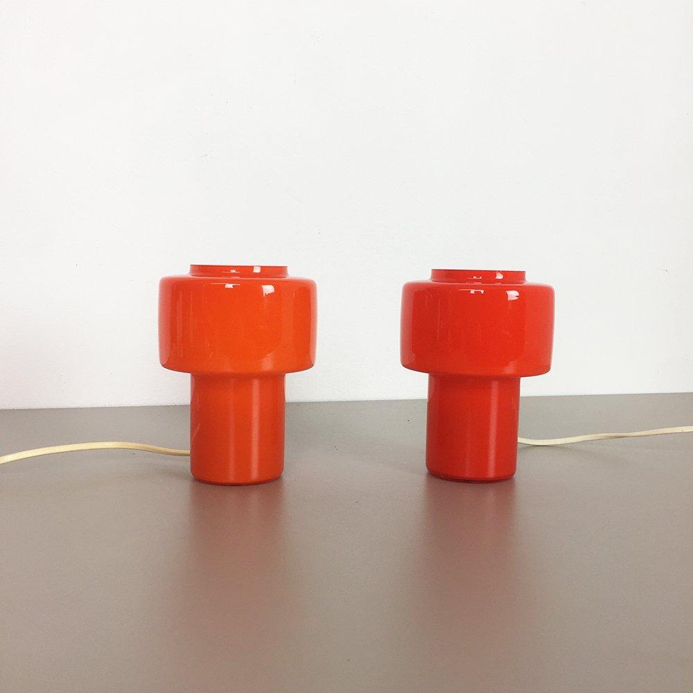 Moderne Schwedische Tischlampen von Uno & Östen Kristiansson für Luxus...