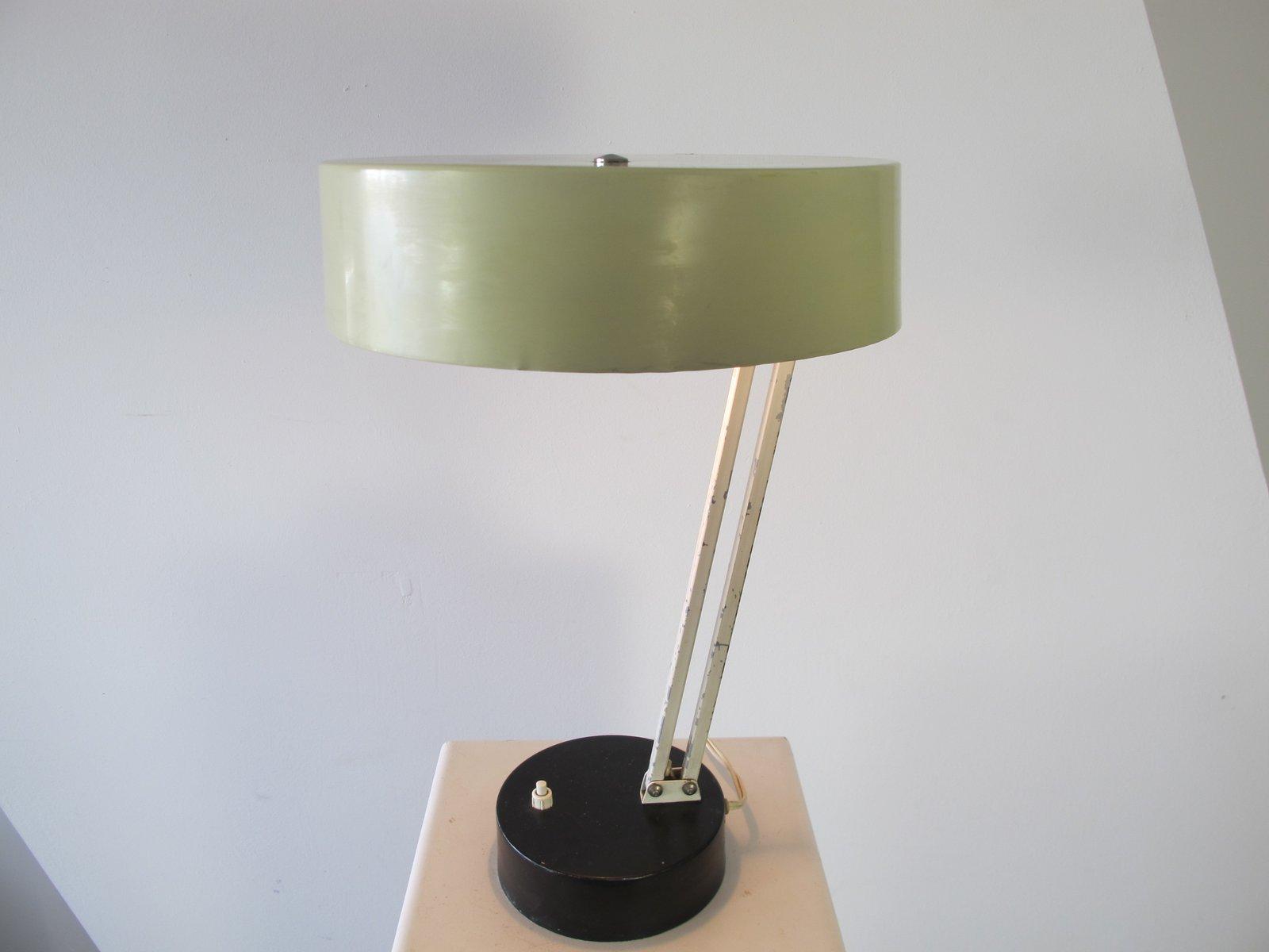 Industrielle Schreibtischlampe von H. Th. J. A. Busquet für Hala Zeist...