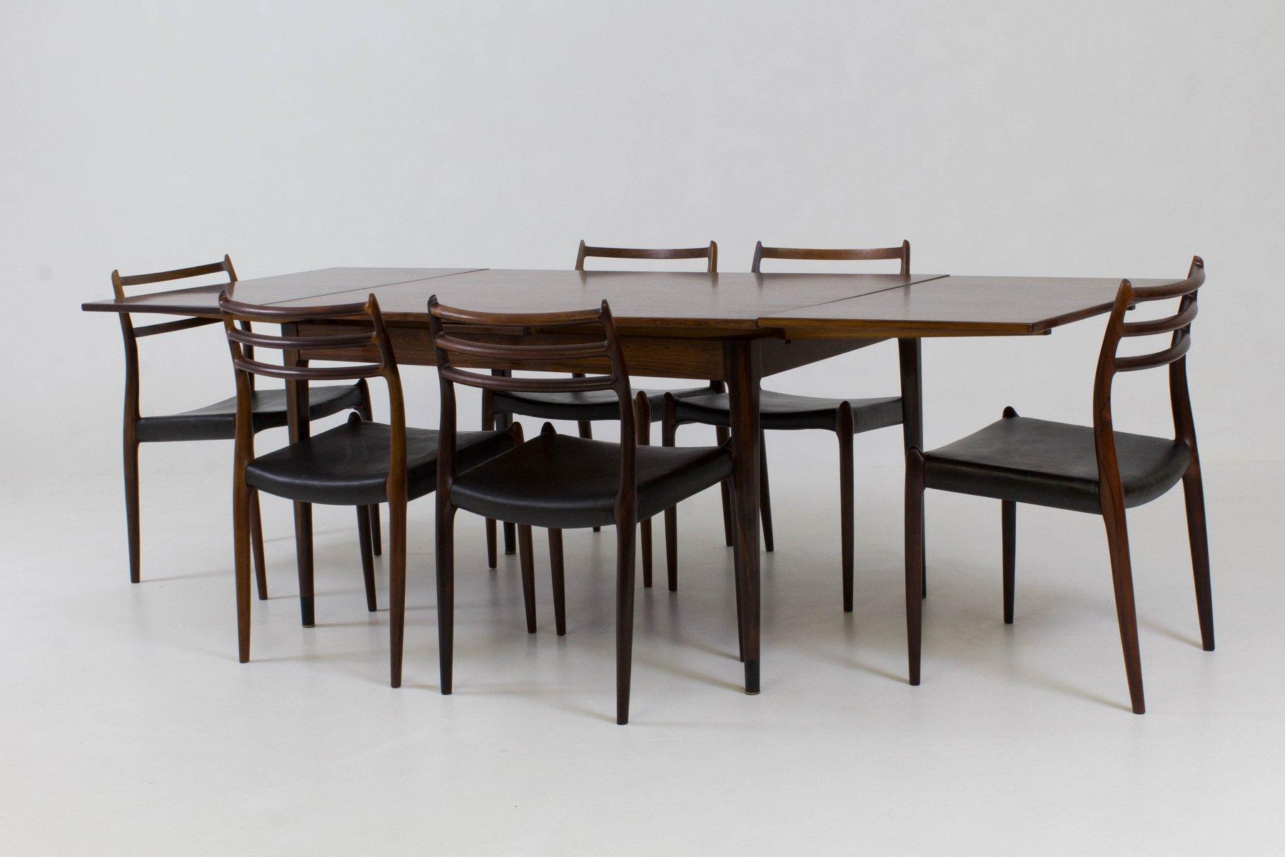 Danish dining room set