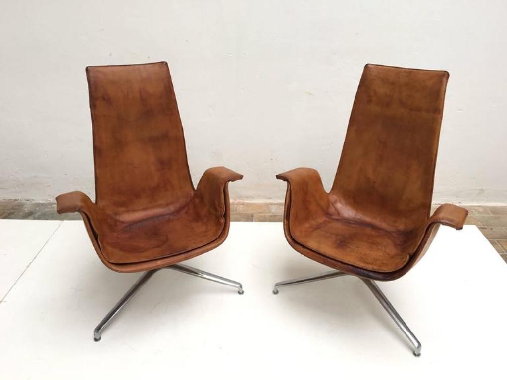 Fk 6725 Tulip Chairs By Preben Fabricius Amp J 248 Rgen Kastholm