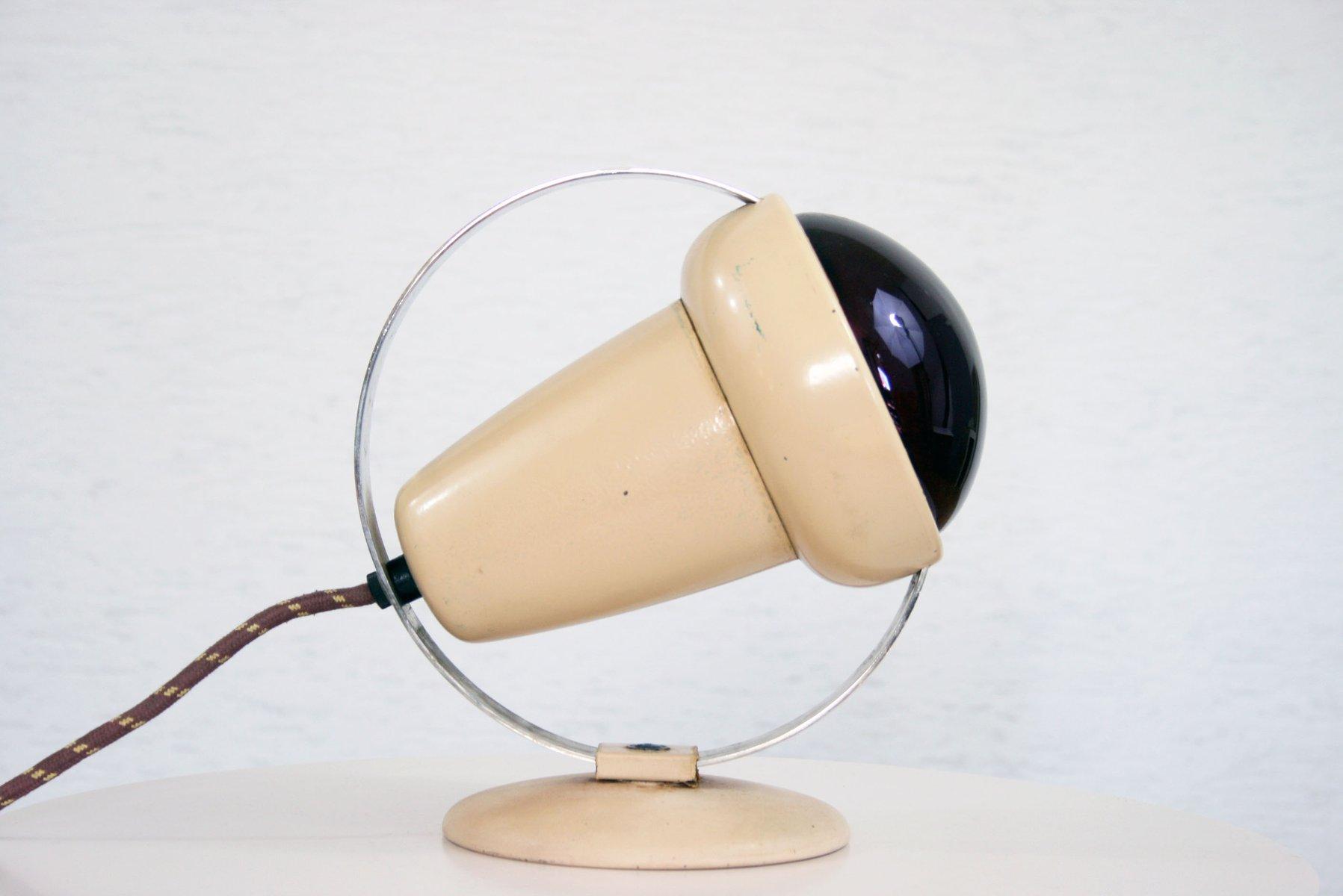 Infraphil Lampe von Charlotte Perriand für Philips, 1950er