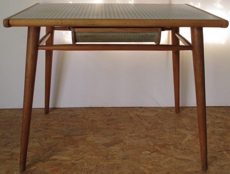 table en formica et 4 chaises par lucian ercolani pour ercol 1960s en vente sur pamono. Black Bedroom Furniture Sets. Home Design Ideas