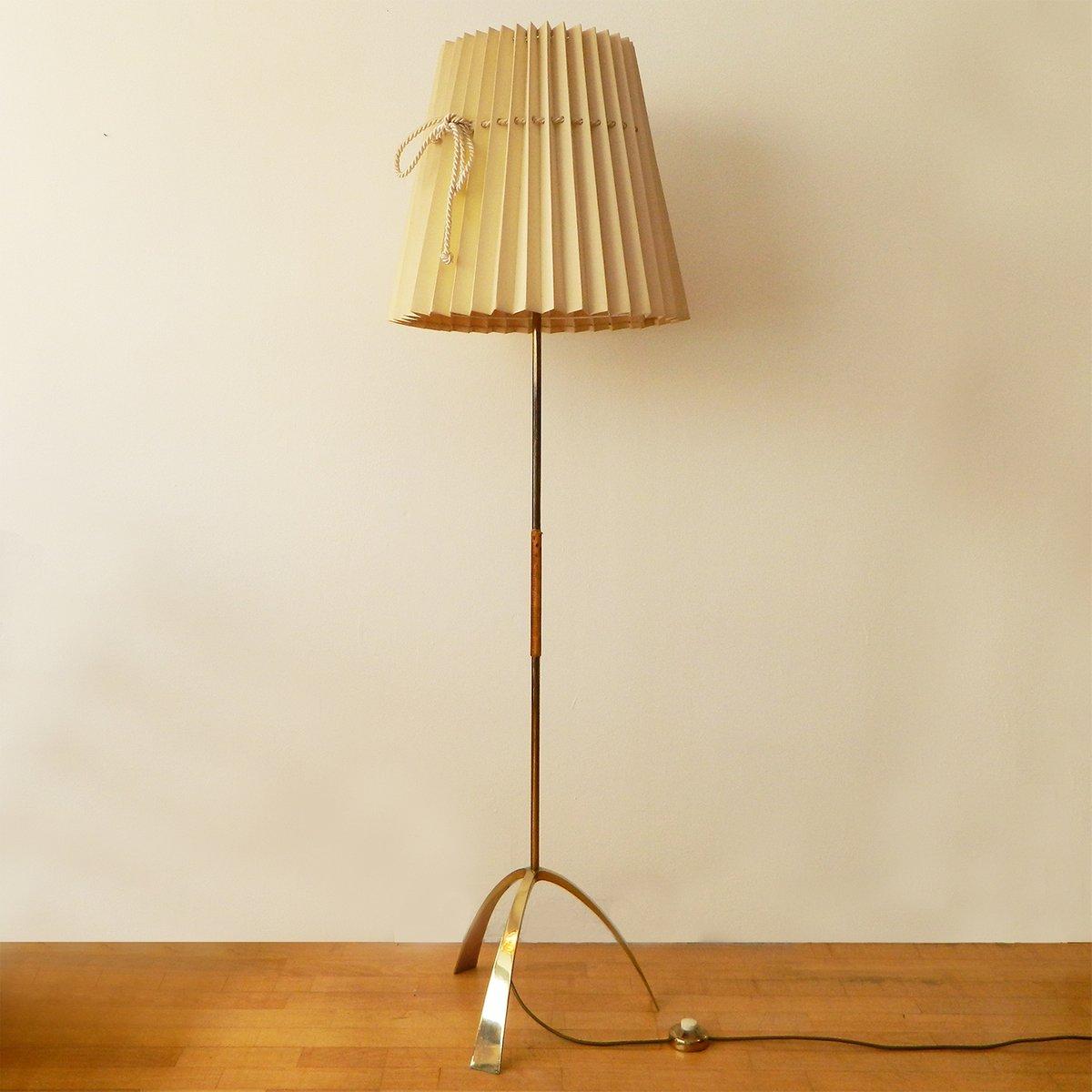 Vintage Modell 2105 Silone Stehlampe von Kalmar