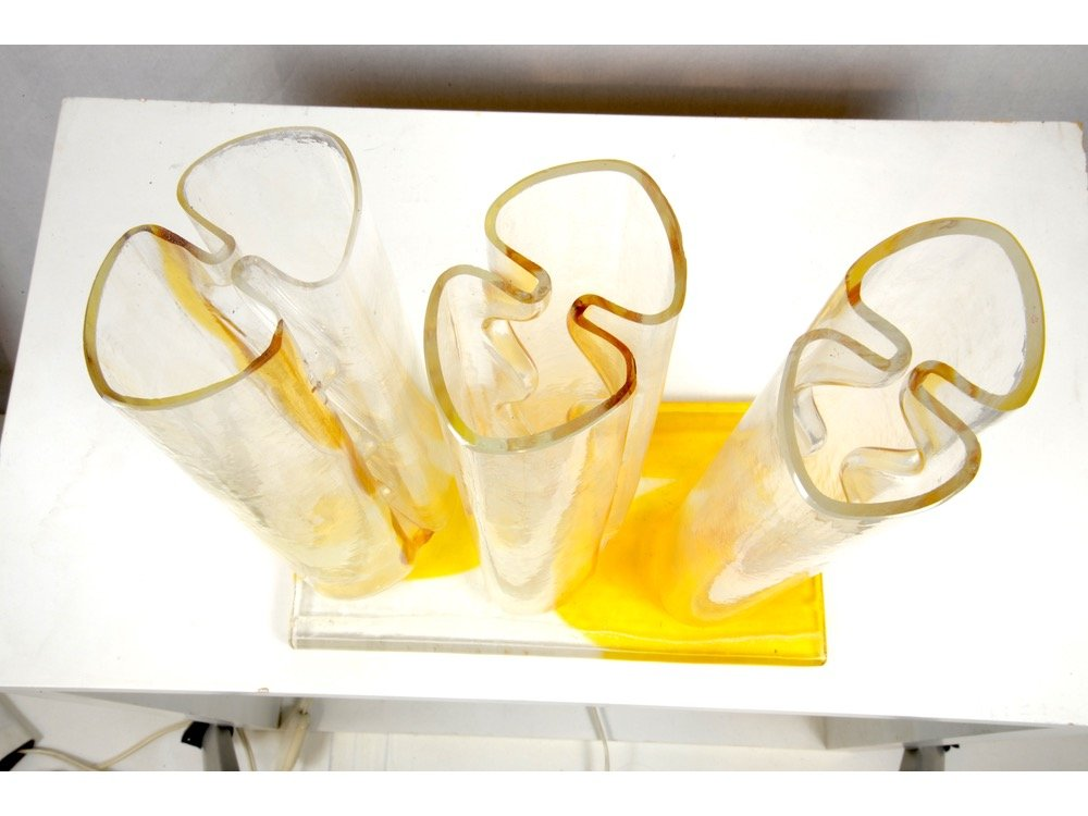 Italian Vases 1950s Set Of 3 For Sale At Pamono