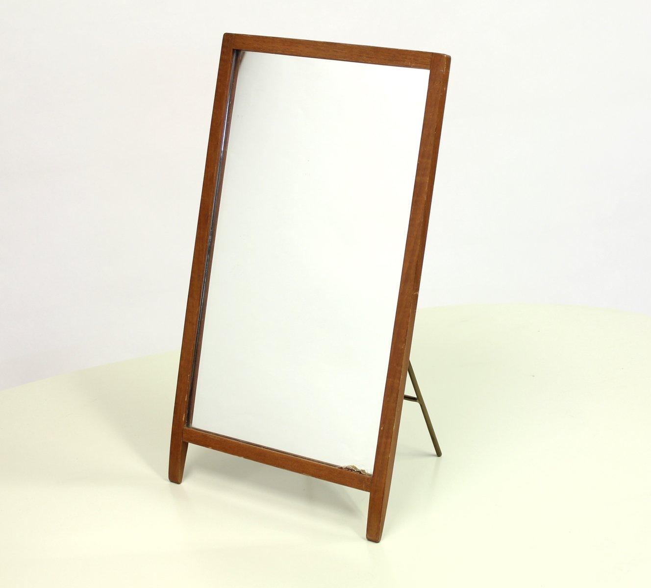 Specchio da tavolo di hans agne jakobsson anni 39 60 in vendita su pamono - Specchio da tavolo ...