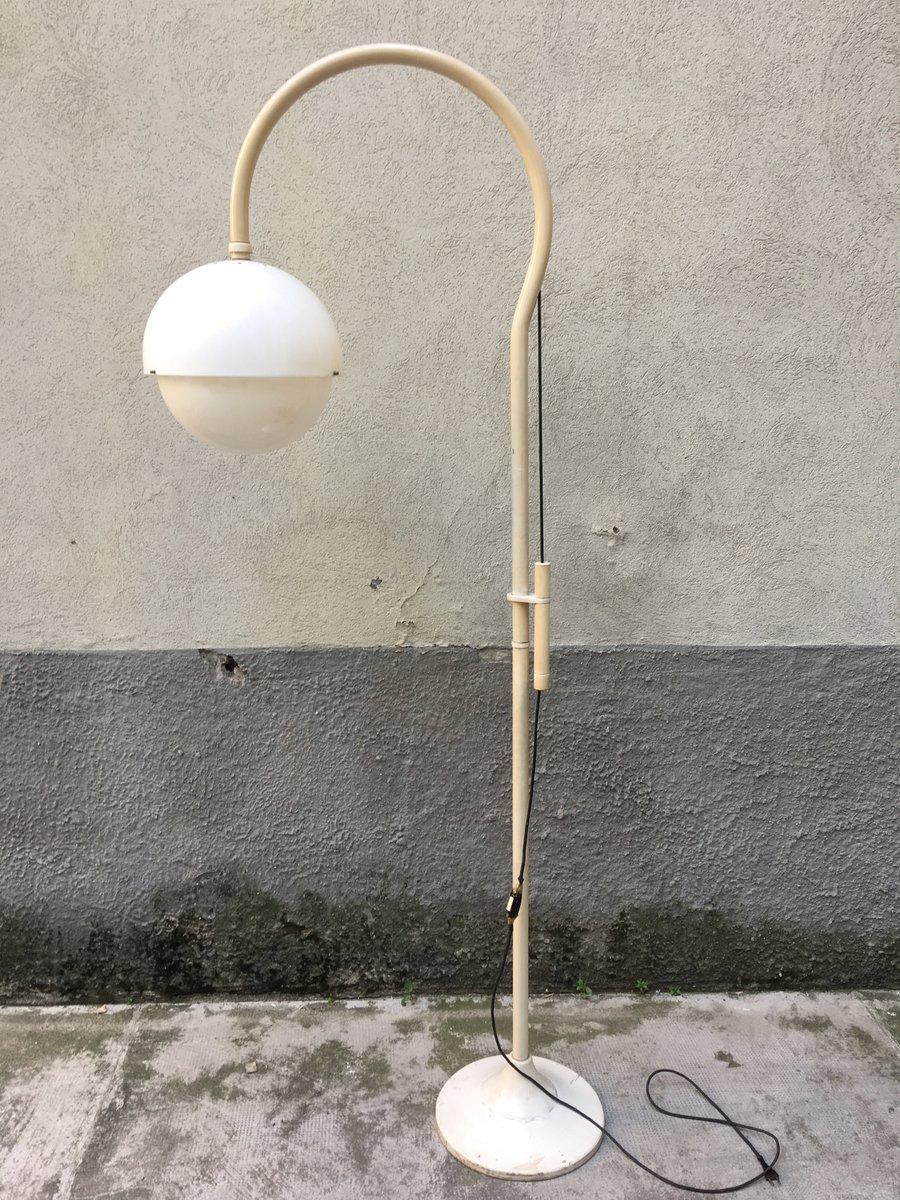 Mid-Century Methacrylat Stehlampe von Luigi Bandini Buti für Kartell, ...
