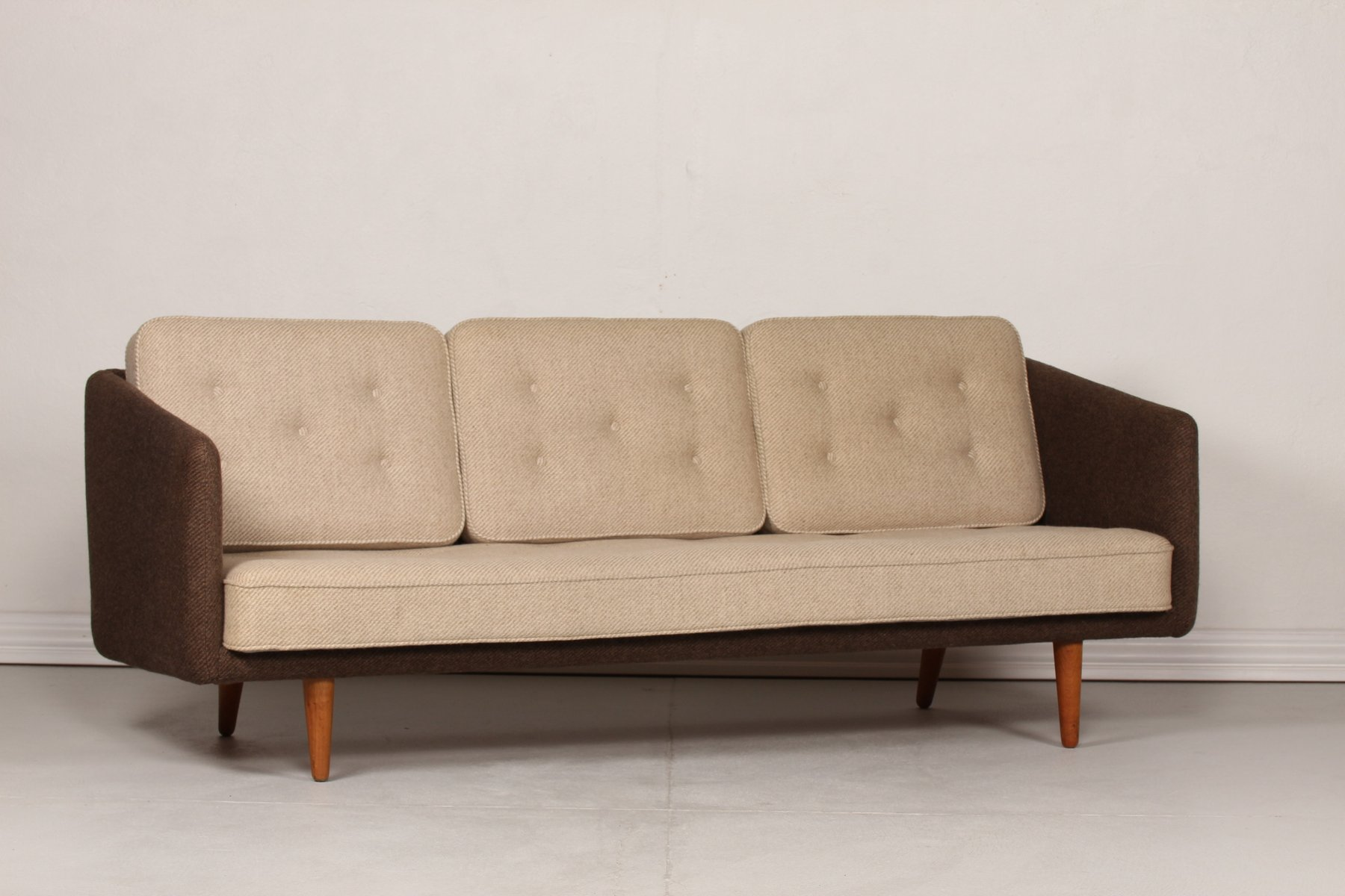 Charmant 1 Sofa By Børge Mogensen For Fredericia Furniture, 1960s
