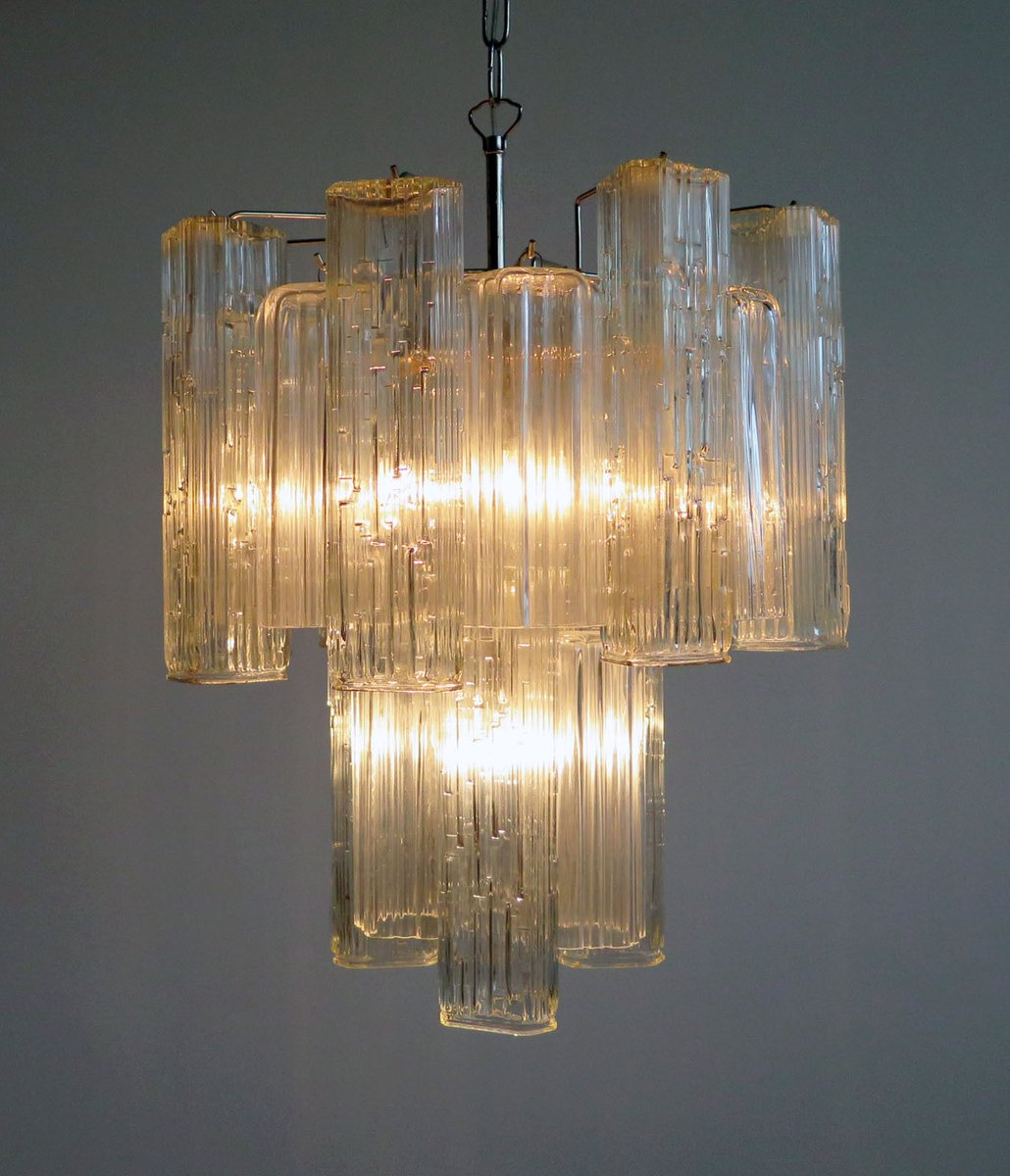 Vintage Murano Glass Chandelier from Murano - Vintage Murano Glass Chandelier From Murano For Sale At Pamono
