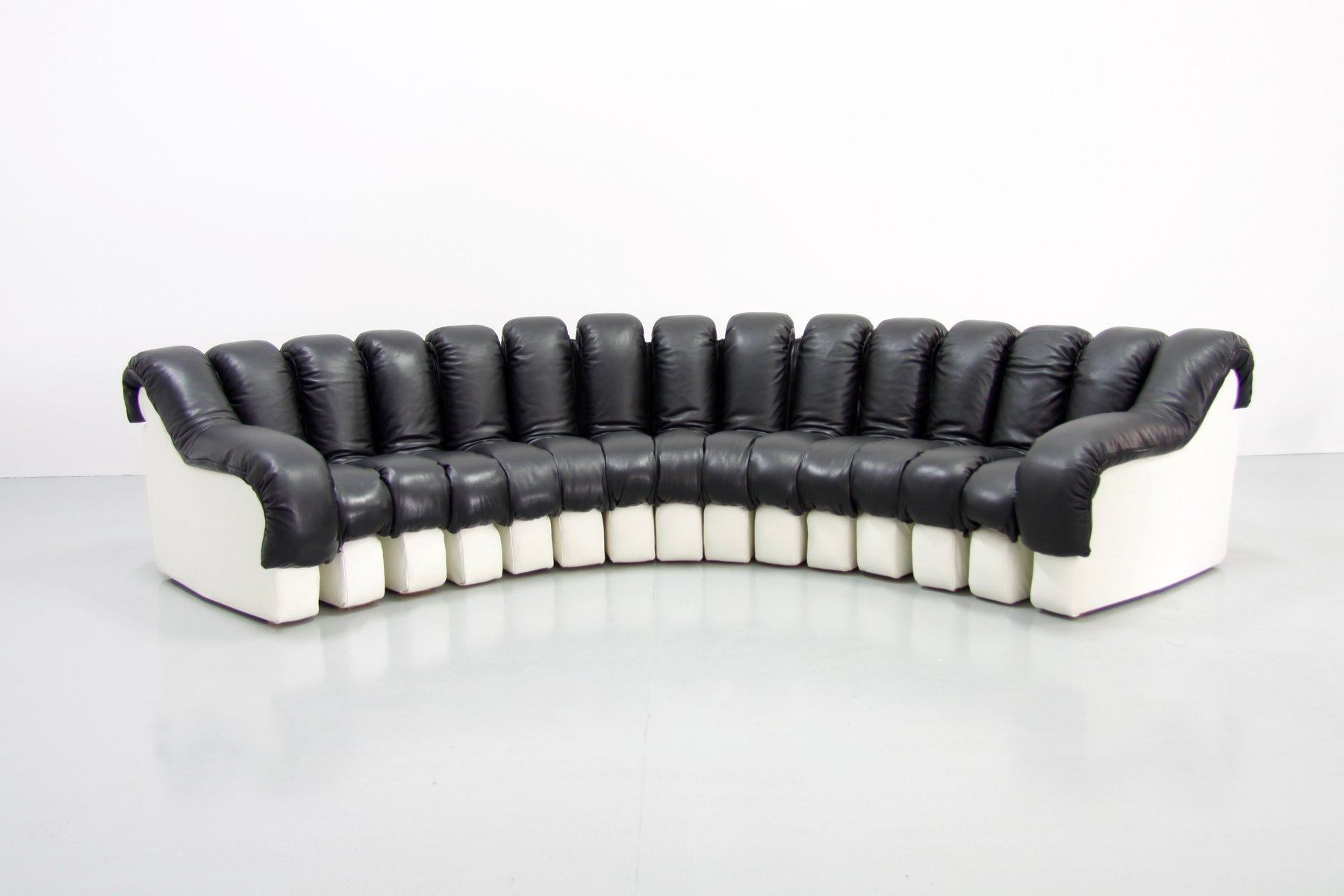 Vintage Ds600 Sofa With 15 Pieces By Berger Peduzzi Riva Ulrich And Vogt For De Sede