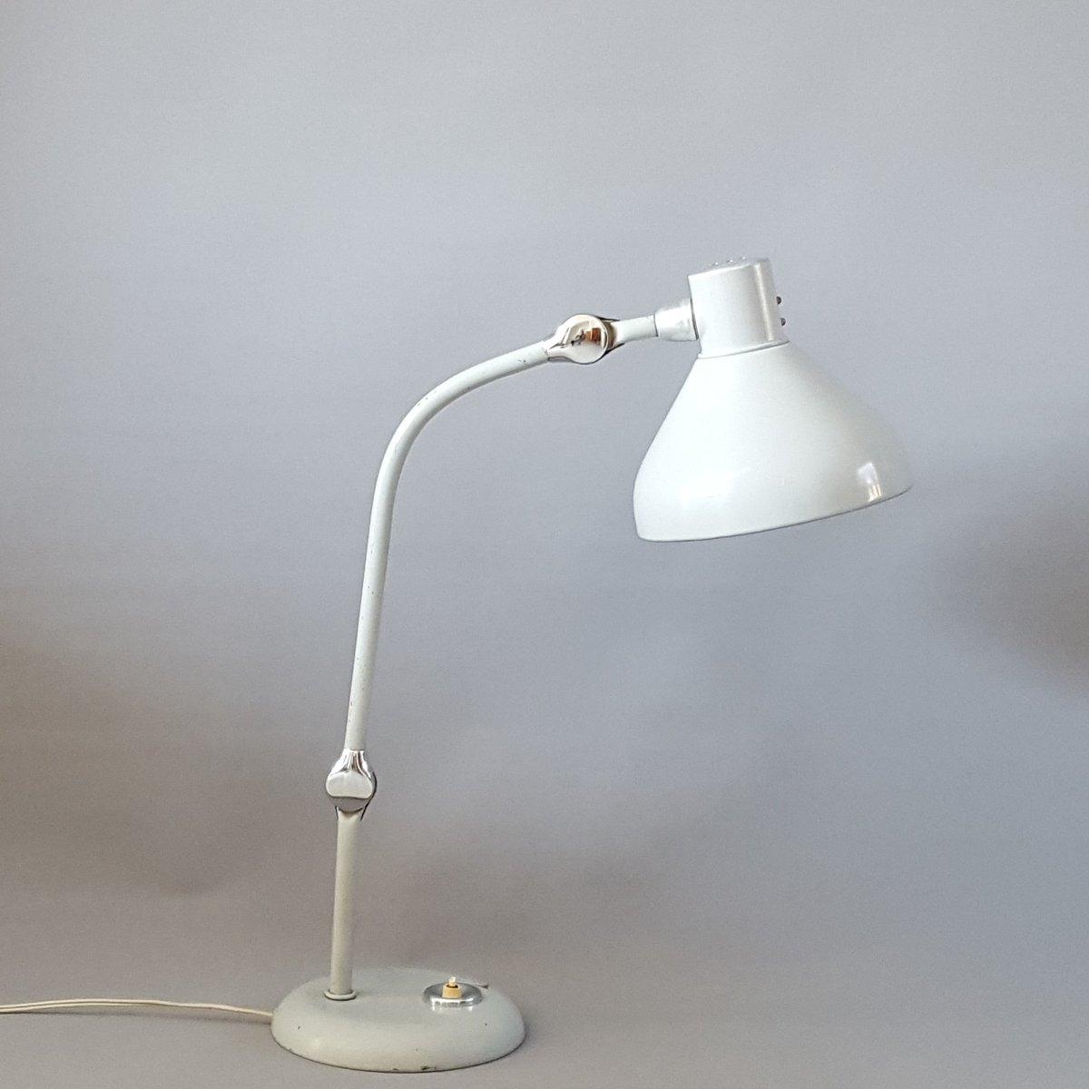 Vintage Modell GS1 Schreibtischlampe von Jumo