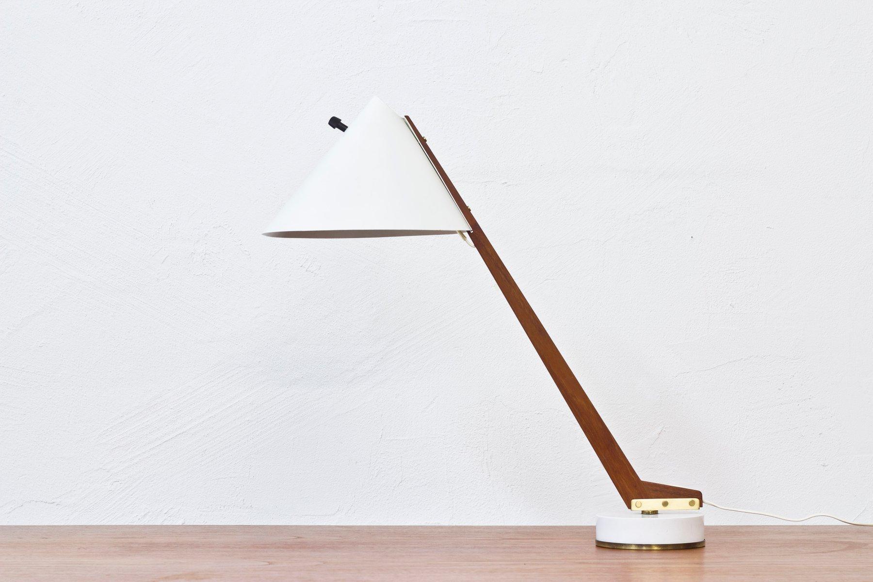 Modell B 54 Tischlampe von Hans Agne Jakobsson, 1950er