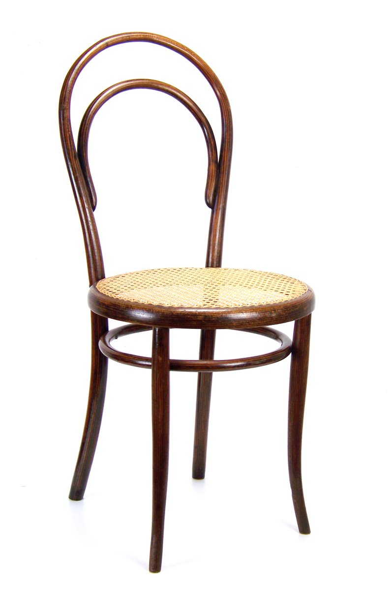 Attrayant 14 Viennese Chair From Thonet, 1860s